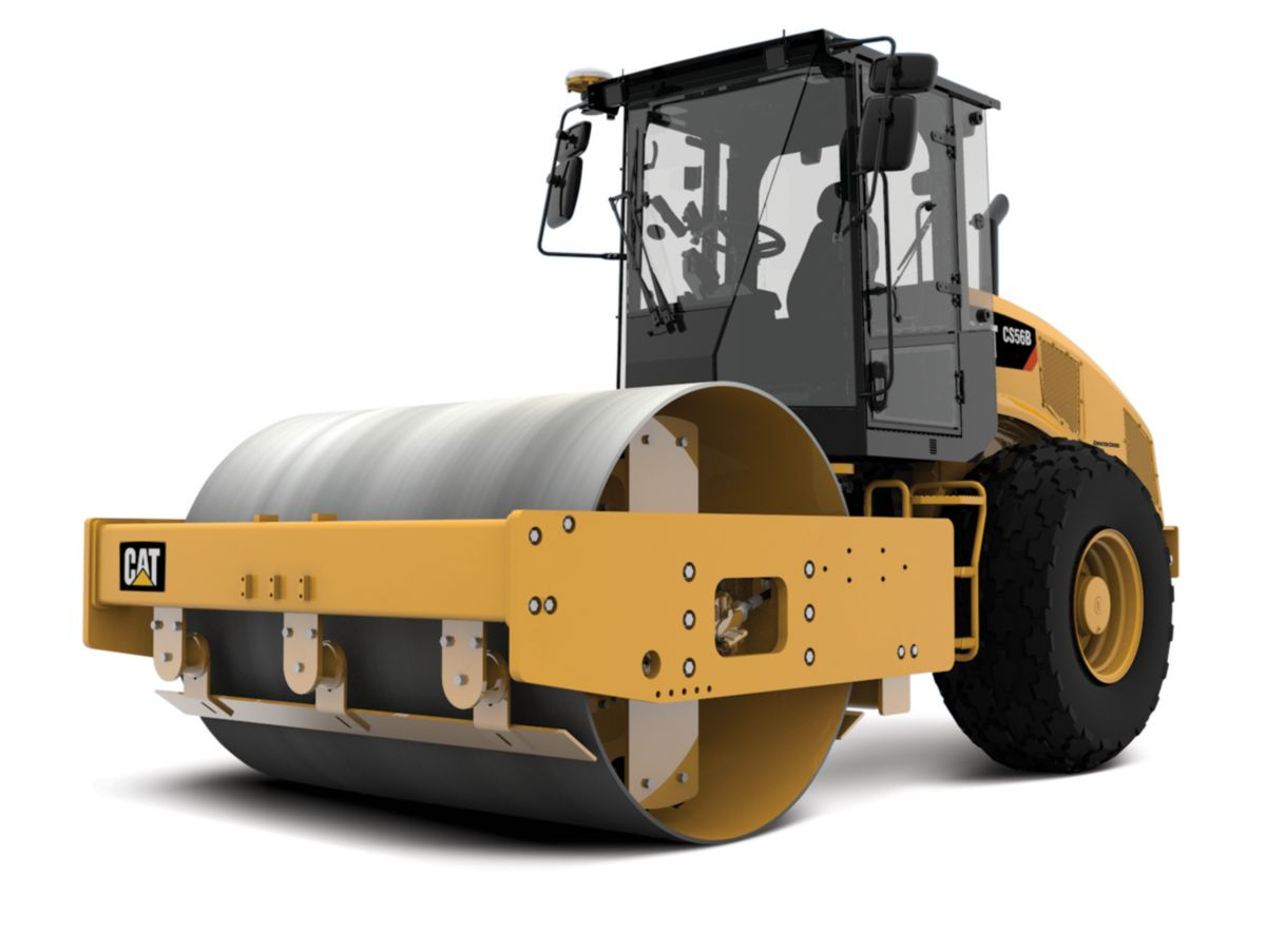 New CaterpillarCompactors