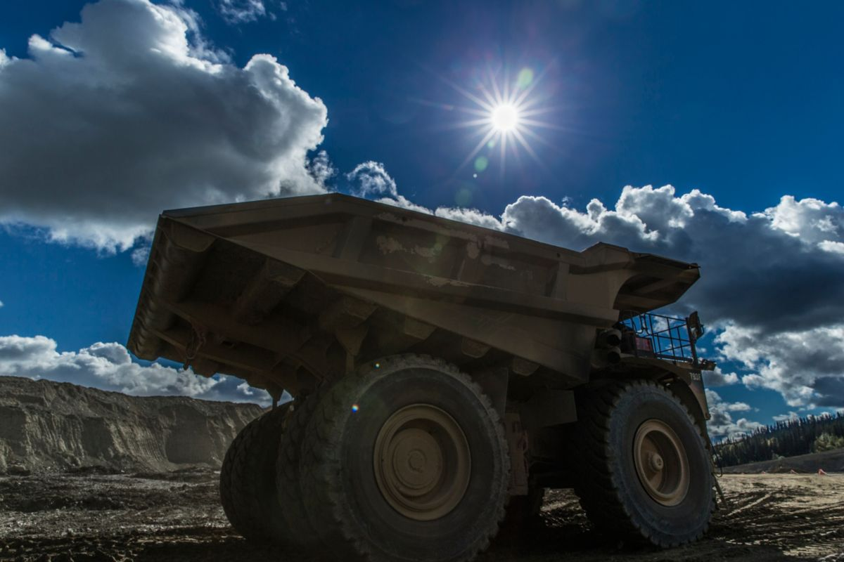 Cat® Mining Truck Rebuild Options