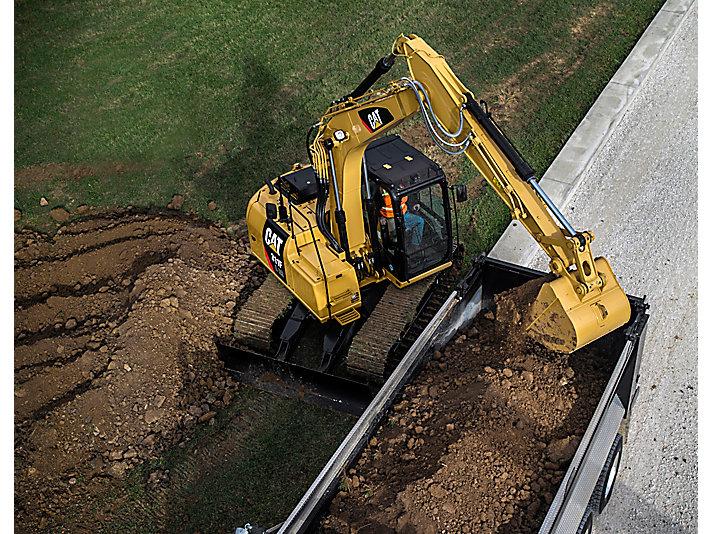Excavadora Hidráulica Pequeña 311F L RR