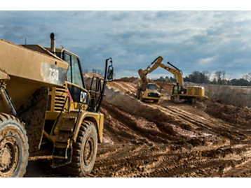 Cat® Construction Equipment