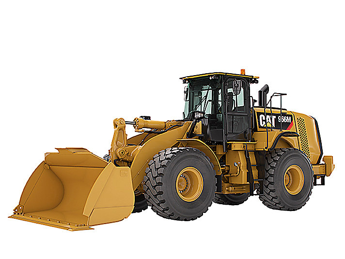 Wheel Loader Sedang