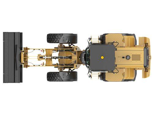 914K - Compact Wheel Loaders