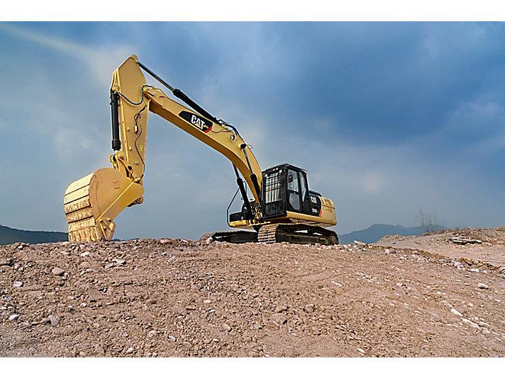 Excavadora Hidráulica Mediana 326D2 L