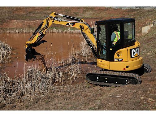304E2 CR - Mini Excavators