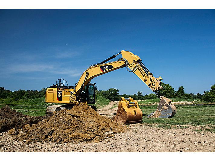 326F L Medium Hydraulic Excavator