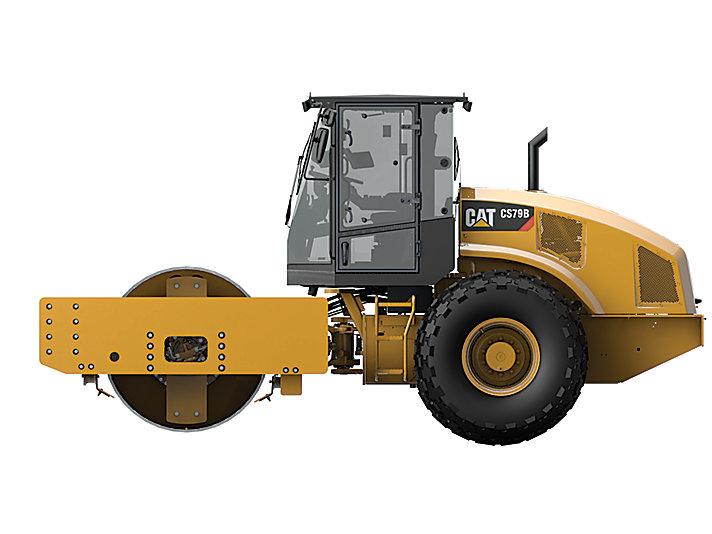 CS79B Vibratory Soil Compactor
