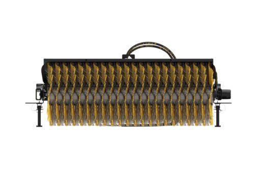 BA118C Hydraulic - Angle Brooms