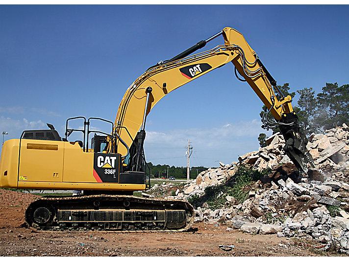 Escavatore idraulico grande 336F L