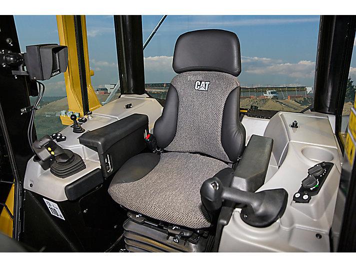 CAT    Caterpillar Back Hoe Loader Genuine OEM Seat Covers