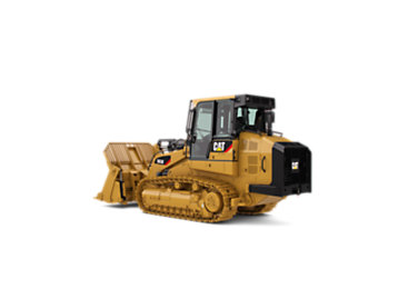 Waste Handler Track Loaders