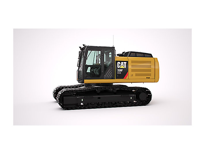 335F CR Frontless Excavator