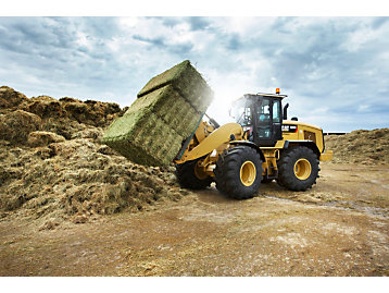 M Series Small Wheel Loaders