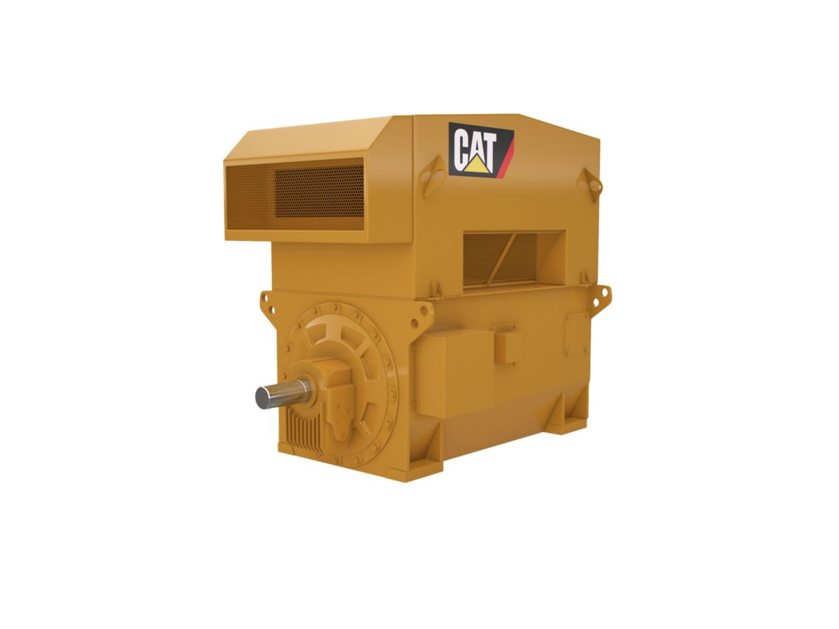 Caterpillar and Reagan Power: An Electric Partnership
