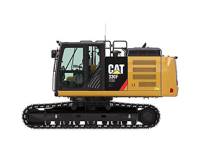 330F Frontless Hydraulic Excavator
