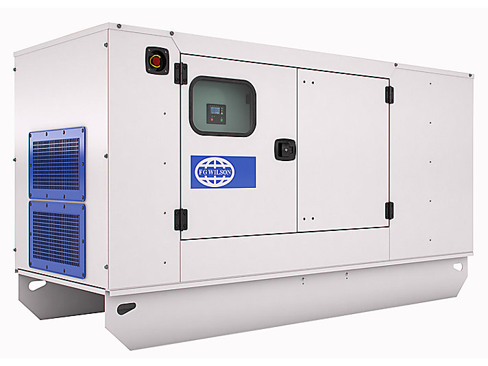 24-220 kVA CALG Enclosure