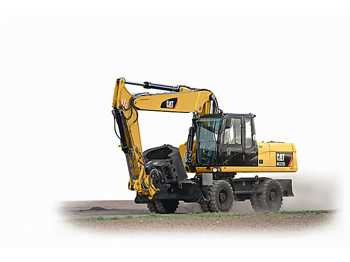 Wheel Excavator M322D2