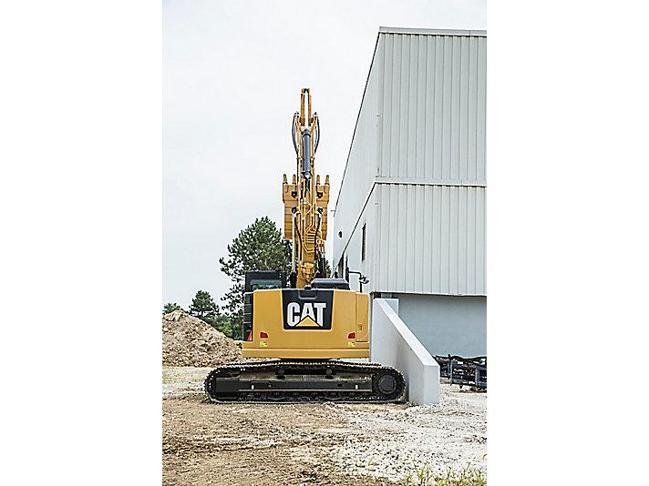 325F L Medium Hydraulic Excavator