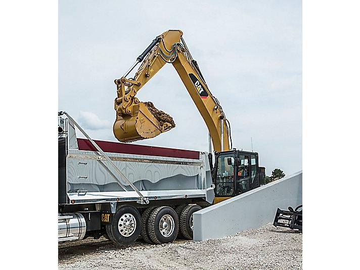 325F L 中型液壓挖掘機