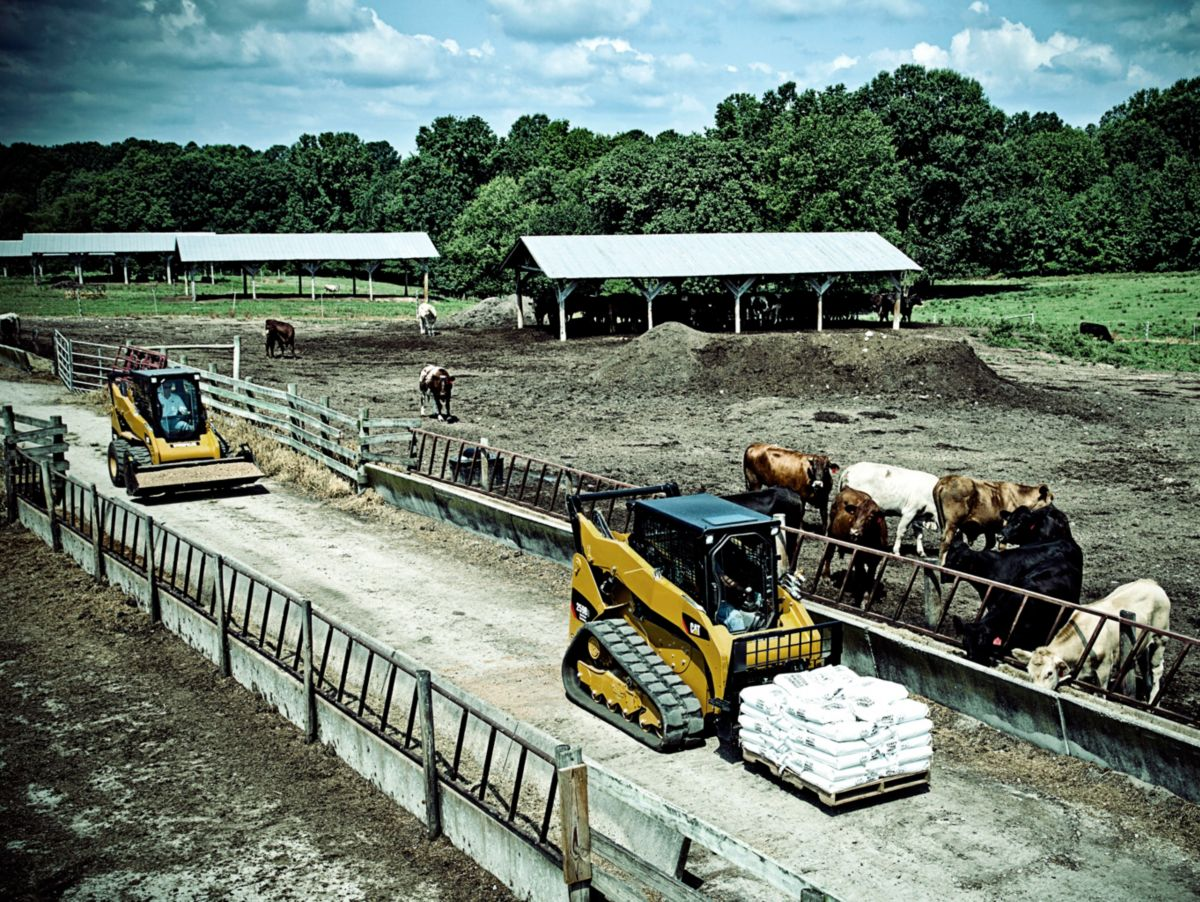 Cat® equipment is used for many diverse applications and industries. Whether you specialise in construction, landscaping, agriculture, waste management or something else, you can count on us to understand your business and industry and tailor the best solution for you.
