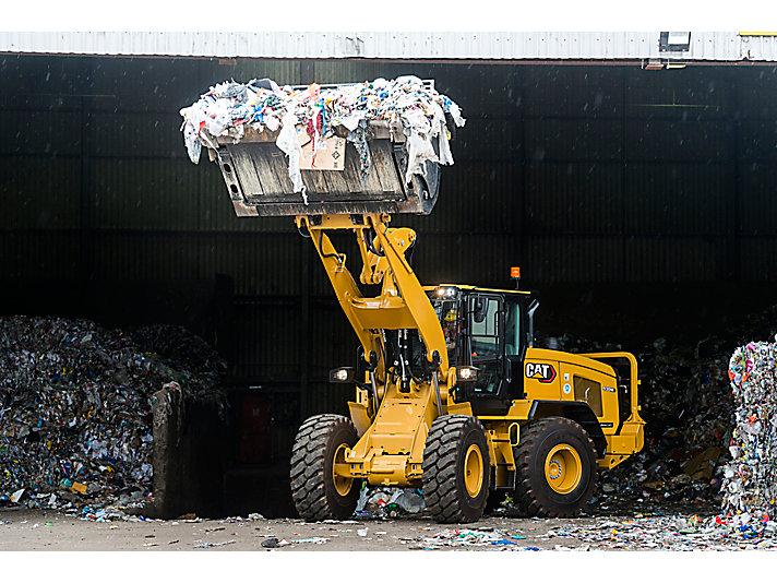 Manipulador de Residuos 930M