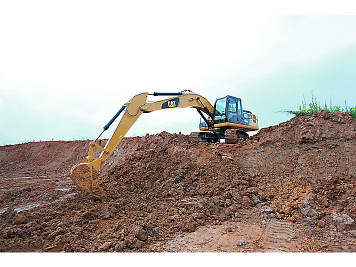 320D2 GC Medium Hydraulic Excavator