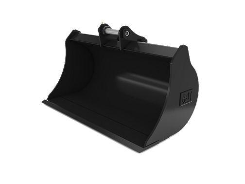 1000 mm (39 in.) - Grading Buckets - Mini Excavator