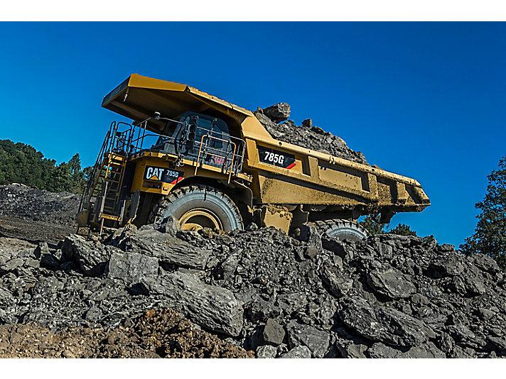Camión Minero 785G