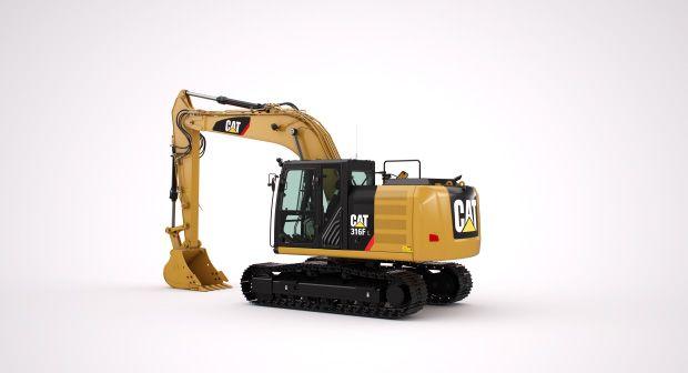 316F L Hydraulic Excavator