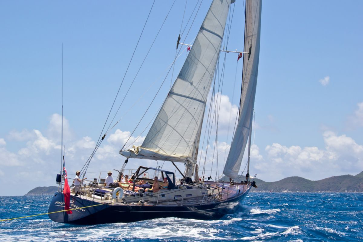 Cat® Concierge Service Helps Keep Luxury Yacht's Charter Business Afloat