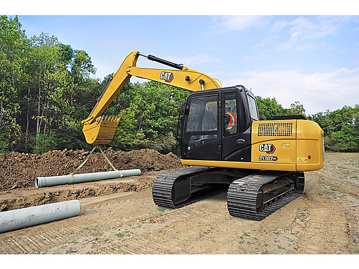 313D2 GC Small Hydraulic Excavator