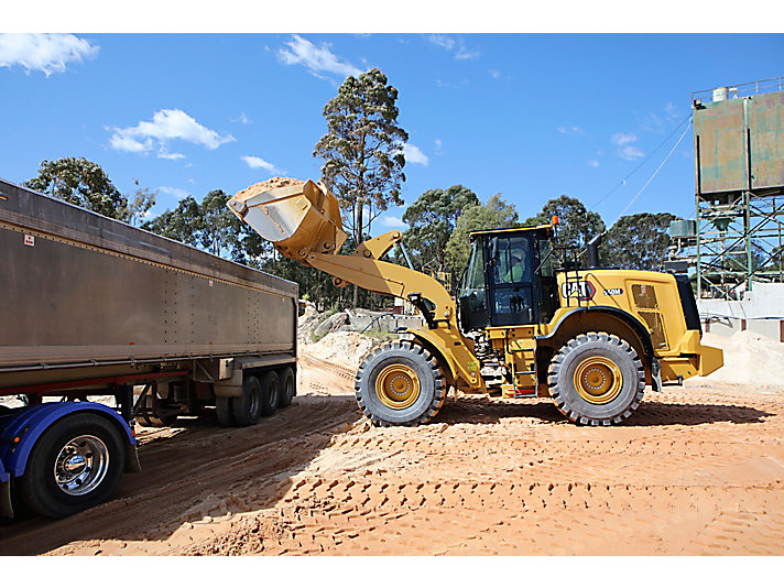 Cat PAYLOAD for Medium Wheel Loaders