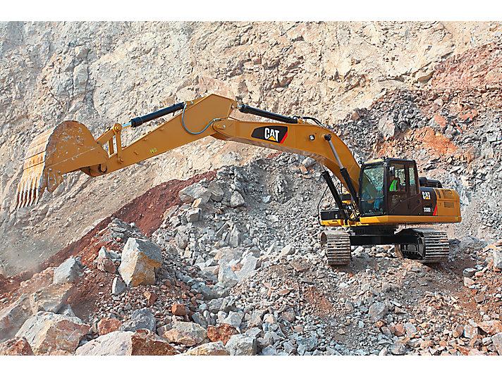 330D2 L 中型液压挖掘机