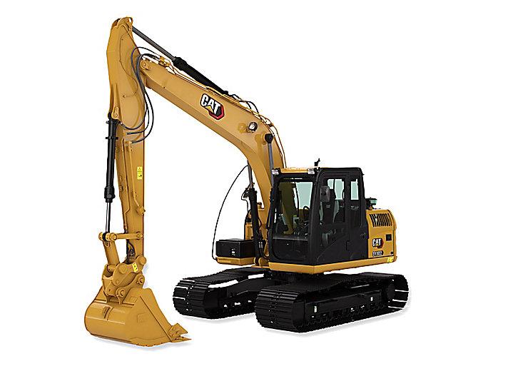 313D2 L Small Hydraulic Excavator