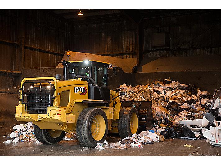 Manipulador de Residuos 938M