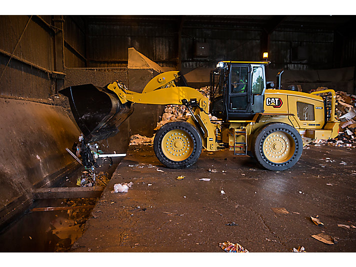938M Waste Handler