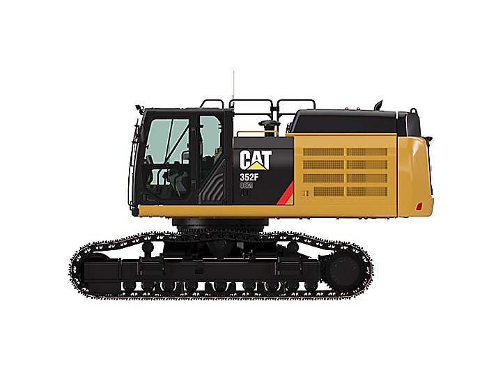 352F Frontless Excavator