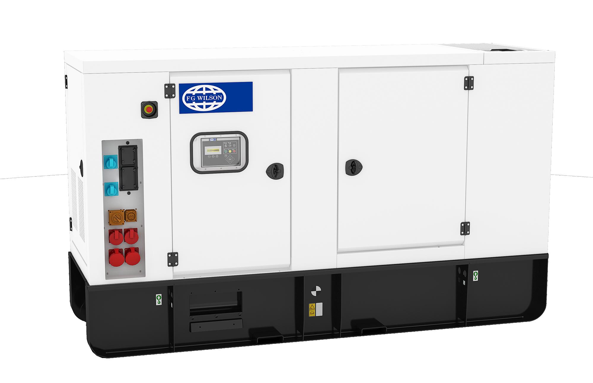 FG Wilson PRO Range Rental Generator Set