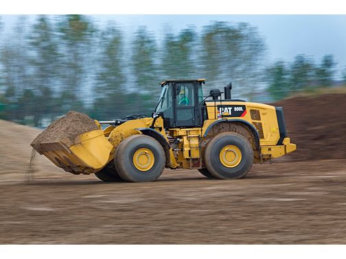 980L - Medium Wheel Loaders