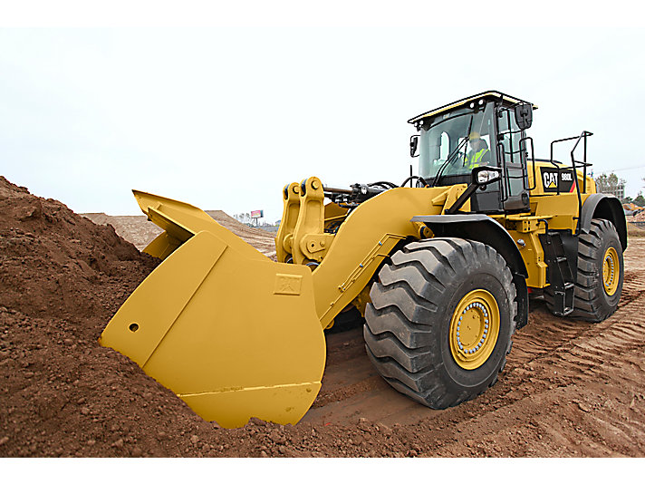 980L Medium Wheel Loader