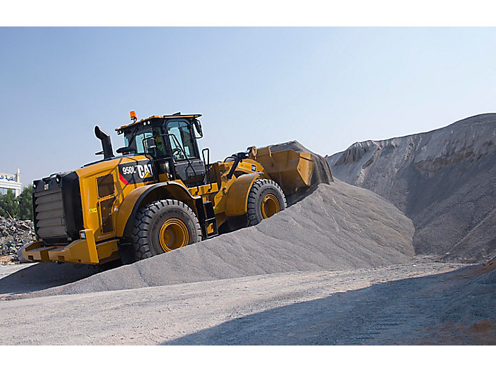 950L Medium Wheel Loader