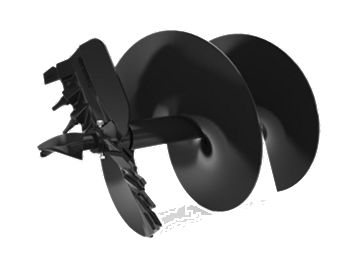 610 mm (24 in) - Auger Accessories