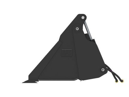 1676 mm (66 in) w/Spill Guard, Bolt-On Cutting Edge - Multi-Purpose Buckets