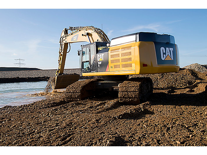352F L XE Large Hydraulic Excavator