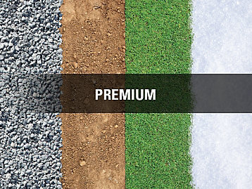 Caterpillar premium ground condition