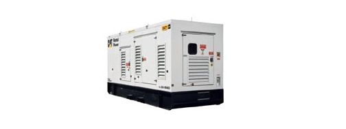 300kW - Mobile Generator Sets
