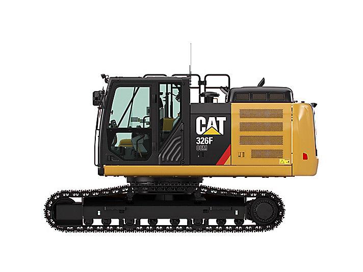 326F Frontless Excavator