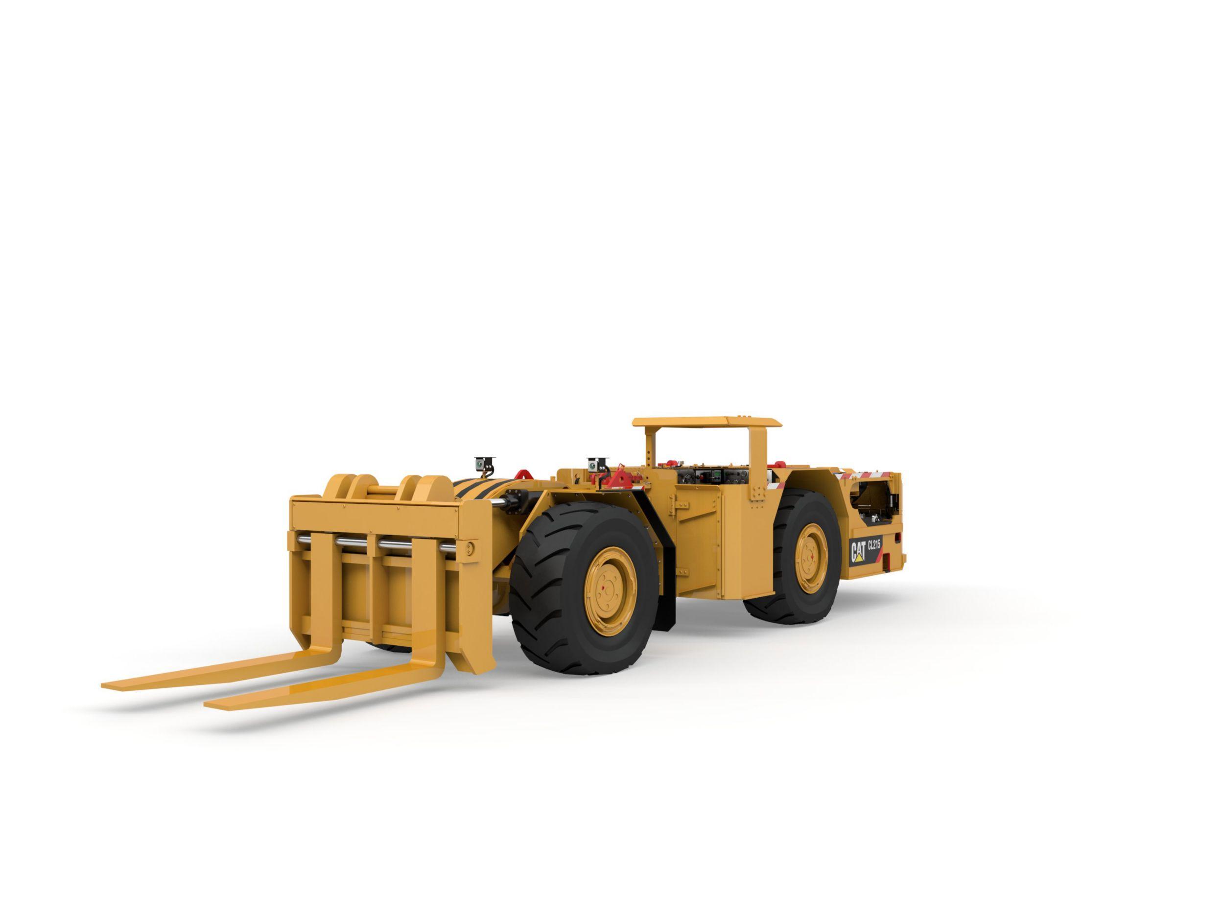 CL215   Load Haul Dumps
