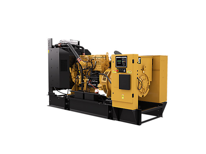 C13 NACD Diesel Generator Set Right Rear