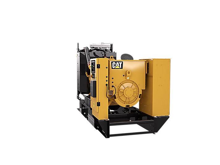 C13 NACD dieselgeneratoraggregat, bak