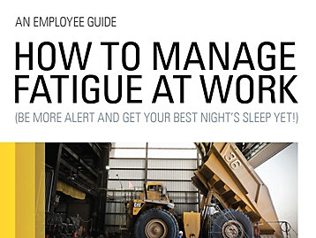 How to Manage Fatigue at Work